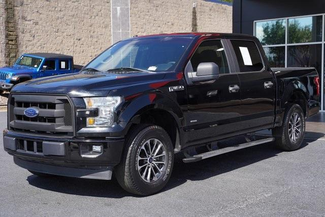 Used 2017 Ford F-150 XL for sale $30,992 at Gravity Autos Roswell in Roswell GA 30076 5