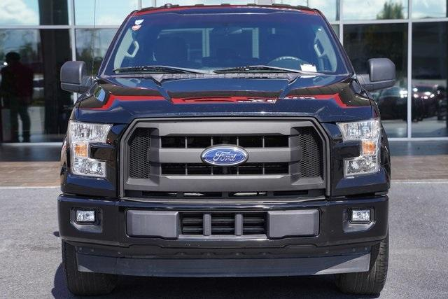 Used 2017 Ford F-150 XL for sale $30,992 at Gravity Autos Roswell in Roswell GA 30076 6