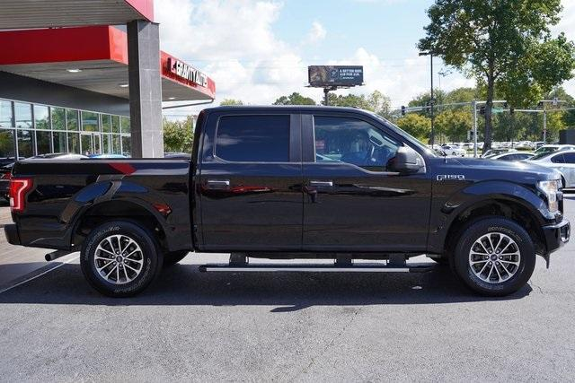 Used 2017 Ford F-150 XL for sale $30,992 at Gravity Autos Roswell in Roswell GA 30076 8