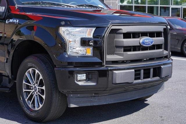 Used 2017 Ford F-150 XL for sale $30,992 at Gravity Autos Roswell in Roswell GA 30076 9