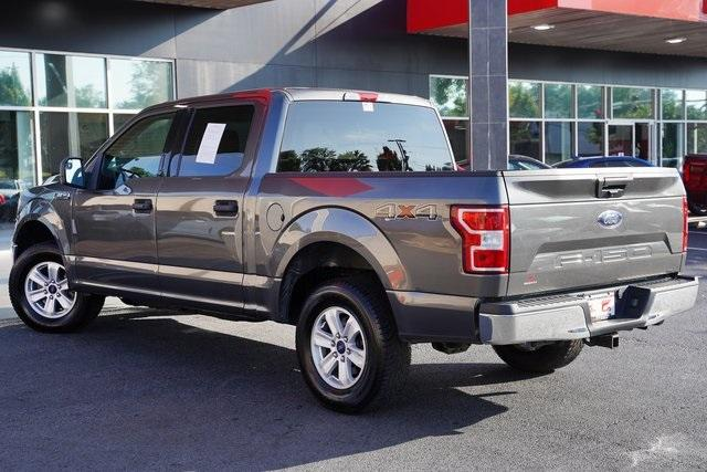 Used 2018 Ford F-150 XLT for sale $37,992 at Gravity Autos Roswell in Roswell GA 30076 12