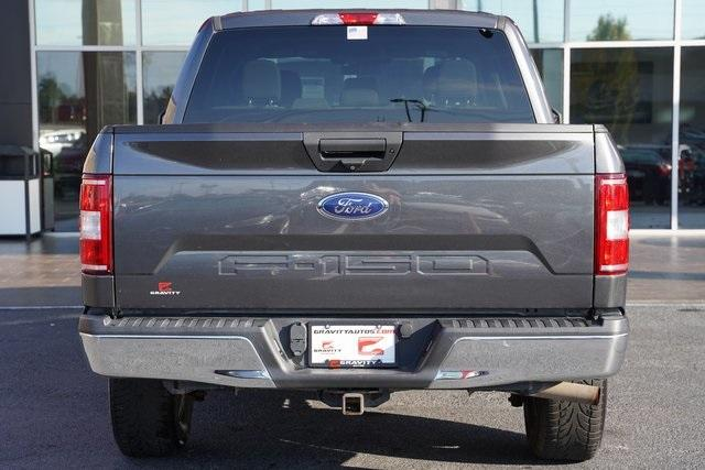 Used 2018 Ford F-150 XLT for sale $37,992 at Gravity Autos Roswell in Roswell GA 30076 13