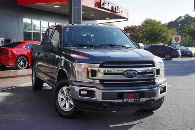 Used 2018 Ford F-150 XLT for sale $37,992 at Gravity Autos Roswell in Roswell GA 30076 2