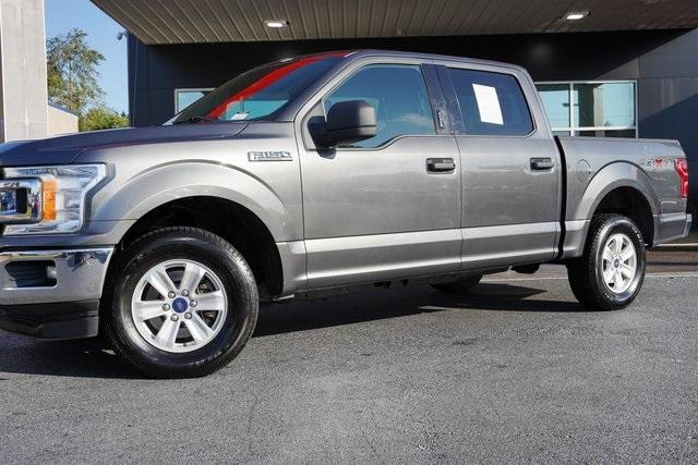 Used 2018 Ford F-150 XLT for sale $37,992 at Gravity Autos Roswell in Roswell GA 30076 3