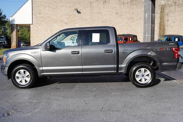 Used 2018 Ford F-150 XLT for sale $37,992 at Gravity Autos Roswell in Roswell GA 30076 4