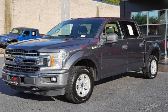 Used 2018 Ford F-150 XLT for sale $37,992 at Gravity Autos Roswell in Roswell GA 30076 5