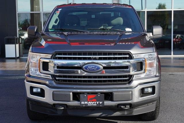 Used 2018 Ford F-150 XLT for sale $37,992 at Gravity Autos Roswell in Roswell GA 30076 6