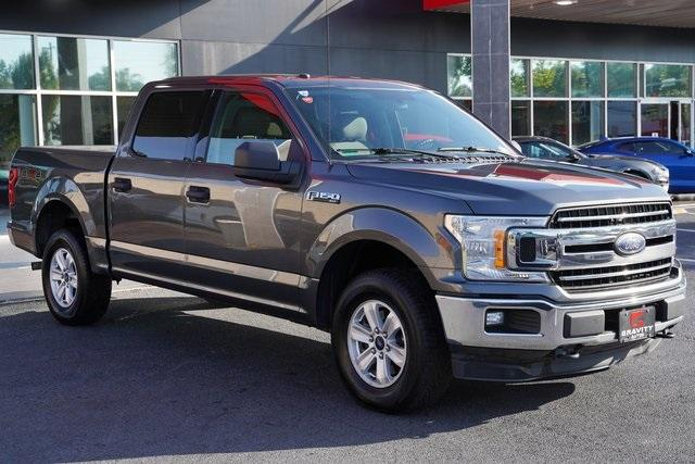 Used 2018 Ford F-150 XLT for sale $37,992 at Gravity Autos Roswell in Roswell GA 30076 7