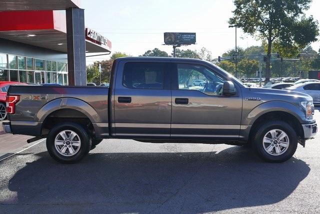 Used 2018 Ford F-150 XLT for sale $37,992 at Gravity Autos Roswell in Roswell GA 30076 8