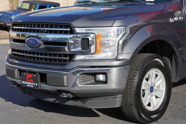 Used 2018 Ford F-150 XLT for sale $37,992 at Gravity Autos Roswell in Roswell GA 30076 9