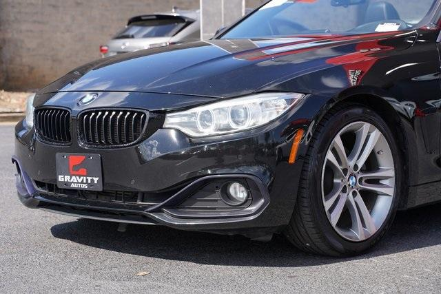 Used 2016 BMW 4 Series 428i for sale $27,991 at Gravity Autos Roswell in Roswell GA 30076 10