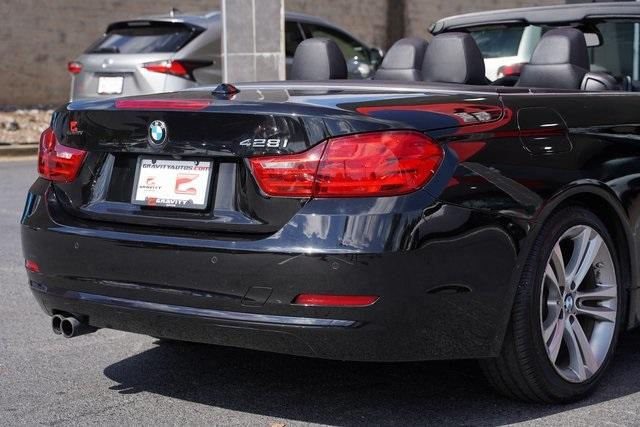Used 2016 BMW 4 Series 428i for sale $27,991 at Gravity Autos Roswell in Roswell GA 30076 15