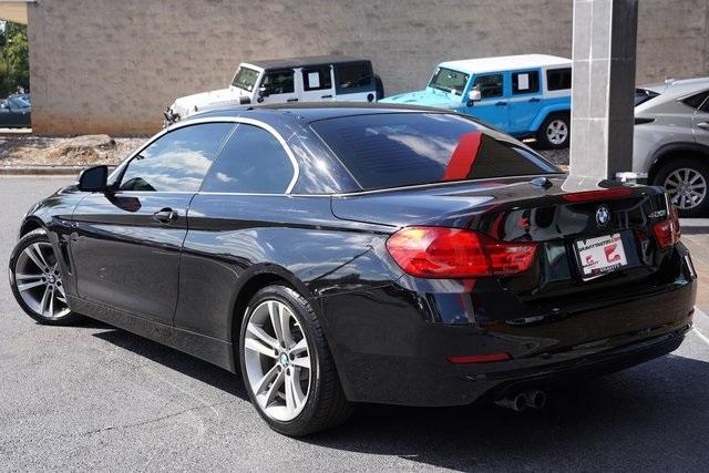 Used 2016 BMW 4 Series 428i for sale $27,991 at Gravity Autos Roswell in Roswell GA 30076 16