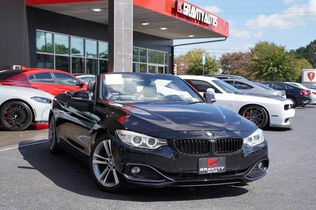 Used 2016 BMW 4 Series 428i for sale $27,991 at Gravity Autos Roswell in Roswell GA 30076 2