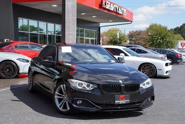 Used 2016 BMW 4 Series 428i for sale $27,991 at Gravity Autos Roswell in Roswell GA 30076 3