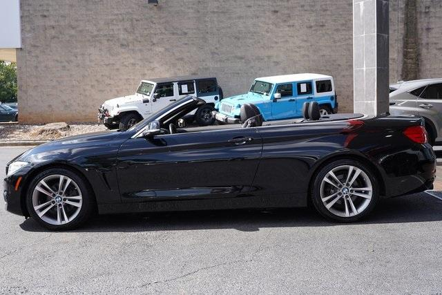 Used 2016 BMW 4 Series 428i for sale $27,991 at Gravity Autos Roswell in Roswell GA 30076 5