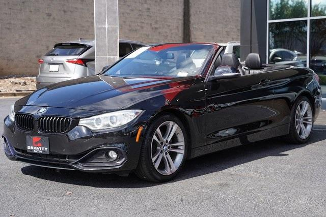 Used 2016 BMW 4 Series 428i for sale $27,991 at Gravity Autos Roswell in Roswell GA 30076 6