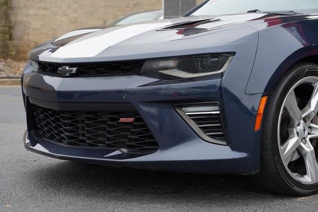 Used 2016 Chevrolet Camaro SS for sale $38,992 at Gravity Autos Roswell in Roswell GA 30076 10