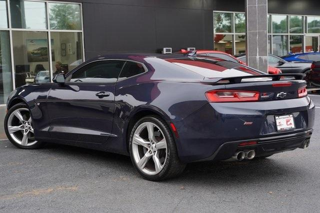 Used 2016 Chevrolet Camaro SS for sale $38,992 at Gravity Autos Roswell in Roswell GA 30076 11