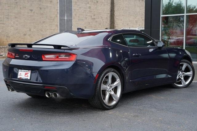 Used 2016 Chevrolet Camaro SS for sale $38,992 at Gravity Autos Roswell in Roswell GA 30076 13