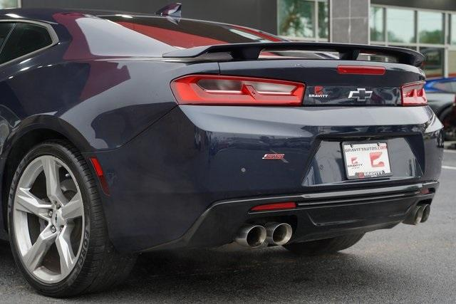 Used 2016 Chevrolet Camaro SS for sale $38,992 at Gravity Autos Roswell in Roswell GA 30076 14