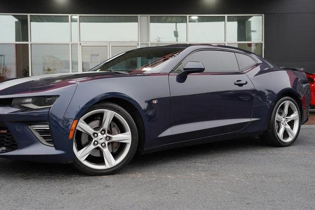Used 2016 Chevrolet Camaro SS for sale $38,992 at Gravity Autos Roswell in Roswell GA 30076 3