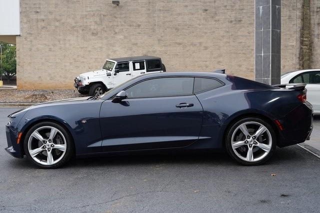 Used 2016 Chevrolet Camaro SS for sale $38,992 at Gravity Autos Roswell in Roswell GA 30076 4