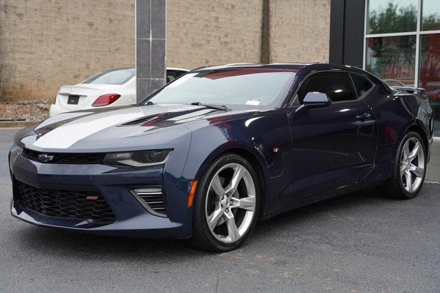 Used 2016 Chevrolet Camaro SS for sale $38,992 at Gravity Autos Roswell in Roswell GA 30076 5