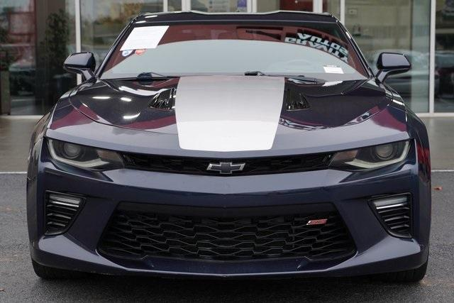 Used 2016 Chevrolet Camaro SS for sale $38,992 at Gravity Autos Roswell in Roswell GA 30076 6