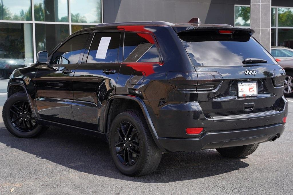 Used 2017 Jeep Grand Cherokee Limited for sale $24,992 at Gravity Autos Roswell in Roswell GA 30076 10