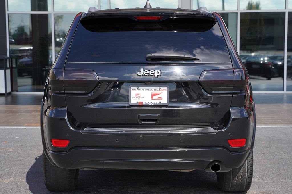 Used 2017 Jeep Grand Cherokee Limited for sale $24,992 at Gravity Autos Roswell in Roswell GA 30076 11