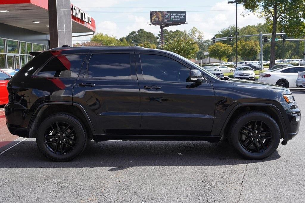 Used 2017 Jeep Grand Cherokee Limited for sale $24,992 at Gravity Autos Roswell in Roswell GA 30076 7