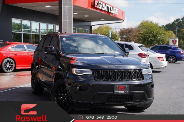 Used 2017 Jeep Grand Cherokee Limited for sale $24,992 at Gravity Autos Roswell in Roswell GA