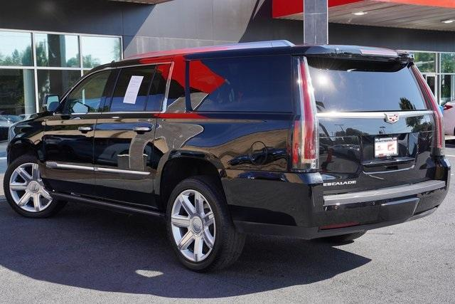 Used 2017 Cadillac Escalade ESV Premium for sale $58,992 at Gravity Autos Roswell in Roswell GA 30076 11