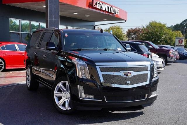 Used 2017 Cadillac Escalade ESV Premium for sale $58,992 at Gravity Autos Roswell in Roswell GA 30076 2