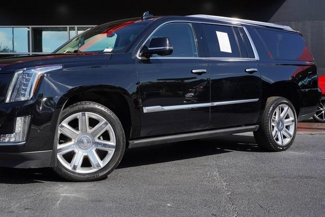 Used 2017 Cadillac Escalade ESV Premium for sale $58,992 at Gravity Autos Roswell in Roswell GA 30076 3