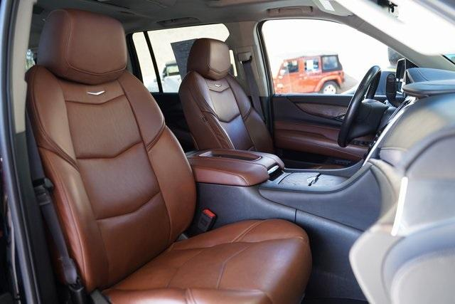 Used 2017 Cadillac Escalade ESV Premium for sale $58,992 at Gravity Autos Roswell in Roswell GA 30076 31