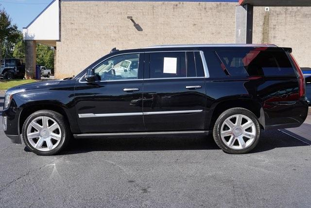 Used 2017 Cadillac Escalade ESV Premium for sale $58,992 at Gravity Autos Roswell in Roswell GA 30076 4