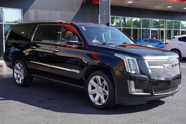 Used 2017 Cadillac Escalade ESV Premium for sale $58,992 at Gravity Autos Roswell in Roswell GA 30076 7