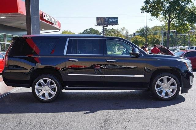 Used 2017 Cadillac Escalade ESV Premium for sale $58,992 at Gravity Autos Roswell in Roswell GA 30076 8
