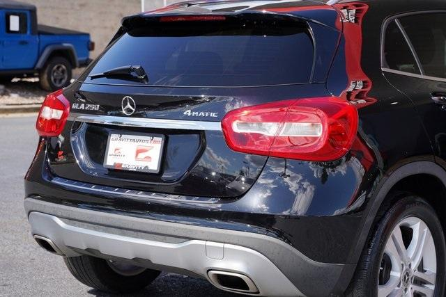 Used 2019 Mercedes-Benz GLA GLA 250 for sale $34,991 at Gravity Autos Roswell in Roswell GA 30076 14