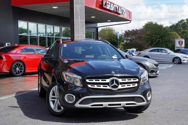 Used 2019 Mercedes-Benz GLA GLA 250 for sale $34,991 at Gravity Autos Roswell in Roswell GA 30076 2