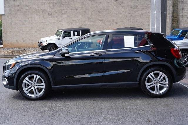 Used 2019 Mercedes-Benz GLA GLA 250 for sale $34,991 at Gravity Autos Roswell in Roswell GA 30076 4