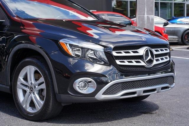 Used 2019 Mercedes-Benz GLA GLA 250 for sale $34,991 at Gravity Autos Roswell in Roswell GA 30076 9