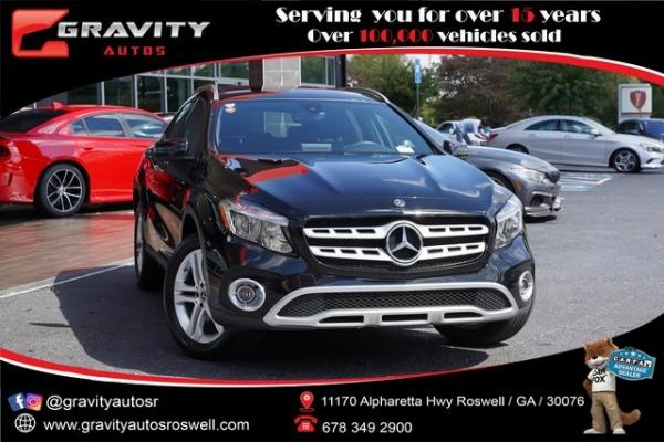 Used 2019 Mercedes-Benz GLA GLA 250 for sale $34,991 at Gravity Autos Roswell in Roswell GA