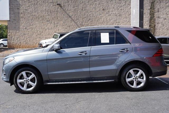 Used 2018 Mercedes-Benz GLE GLE 350 for sale $38,992 at Gravity Autos Roswell in Roswell GA 30076 4