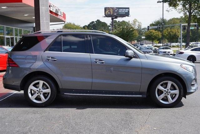 Used 2018 Mercedes-Benz GLE GLE 350 for sale $38,992 at Gravity Autos Roswell in Roswell GA 30076 8
