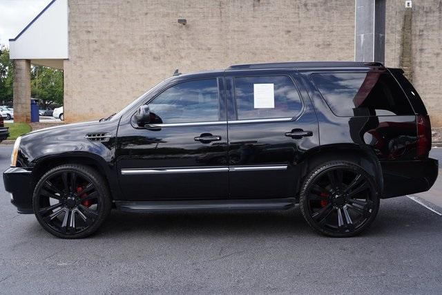Used 2013 Cadillac Escalade Luxury for sale $26,992 at Gravity Autos Roswell in Roswell GA 30076 4