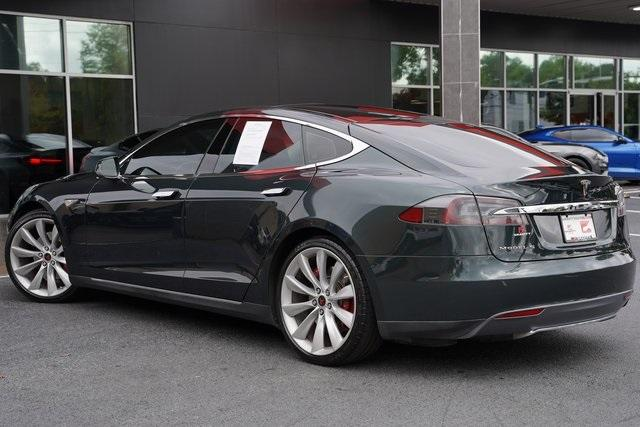 Used 2012 Tesla Model S Performance for sale $40,996 at Gravity Autos Roswell in Roswell GA 30076 11