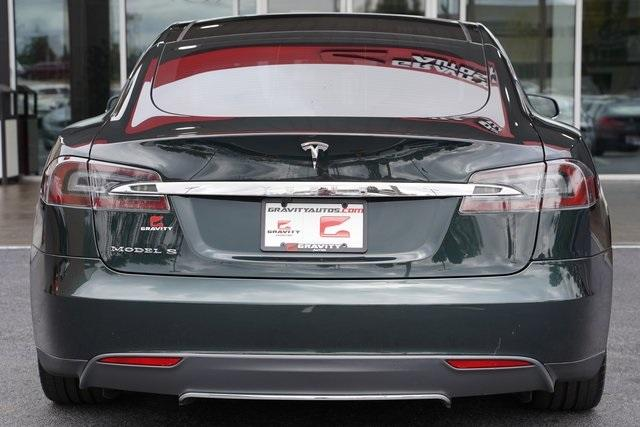 Used 2012 Tesla Model S Performance for sale $40,996 at Gravity Autos Roswell in Roswell GA 30076 12